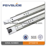 53mm Largeur Heavy Duty Full Extension Ball Bearing Drawer Slide