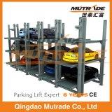 Multi waagerecht ausgerichteter mechanischer Tiefbauautoparkplatz