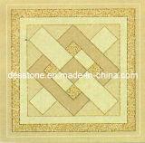 Patrón del azulejo de mosaico amarillo (DES-F3)