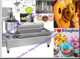 Automatischer Minikrapfen-Gas-Krapfen, der Hersteller-Maschine herstellt