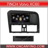 Leitor de DVD para carro especial para 7 polegadas Volvo Xc60 com GPS Bluetooth. com um chipset8 Dual Core 1080P V-20 Disc WiFi à Internet 3G (CY-C272)