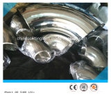 Coude sanitaire Polished de garnitures d'acier inoxydable de 90deg LR