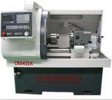 Ck6432A 높은 정밀도 판매를 위한 수평한 작은 CNC 선반