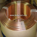 Lwc Plain Copper Tube in Refrigeration