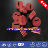 Präzisions-zerteilt Plastikspritzen Schutzkappe/Stecker (SWCPU-P-PP009)