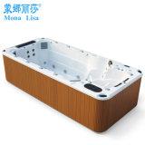 Design de luxe Ce SAA a approuvé la baignoire de massage extérieure pour baignoire de bain (M-3370)