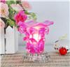 Venda por grosso de luz de sintonização de Novo Produto Decoração Cristal Queimador de incenso C0132