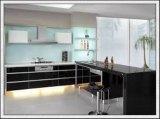 Красное зеленое черное белое голубое покрашенное стекло для стекла шкафа афиши