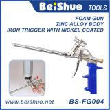 Pistola de calafeamento de tubo de alumínio de serviço pesado