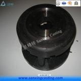 中国の工場提供の高品質のショットブラストの部品