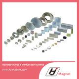 De super Permanente Magneet van de Macht N32-N55 met Materiaal NdFeB voor Motor