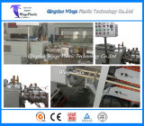 PVC plástico profesional / UPVC conducto eléctrico tubo que hace la máquina ISO Personalizada / CE