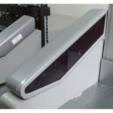 Cortador de papel 520mm hidráulico novo (FN-H520R)