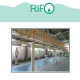 Rpm-75 быстро сушат материал ярлыков синтетический с &MSDS RoHS
