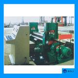 Máquina de rolamento universal hidráulica da placa de aço dos rolos da série 3 de W11s