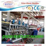 Espuma de Celuka PVC de alta calidad de la Junta de hoja de extrusión de línea de producción