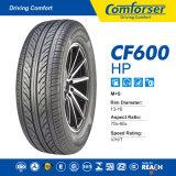 Pneu radial barato sem câmara de ar do pneumático do carro de passageiro de 14 fabricantes do PCR 186/65r14 China da polegada