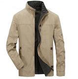Jaqueta de lazer de alta qualidade personalizada