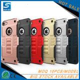 LG Stylo 3のための立場のホールダーが付いている耐震性の電話箱