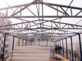Aço estrutural, oficina da construção de aço