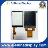 3.2 Zoll Zoll/großer kleiner TFT LCD Baugruppenlieferant mit kapazitivem Fingerspitzentablett