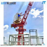 Fornecedor do baixo preço e da parte superior do guindaste de torre do Luffing de Ktt4515D para a construção