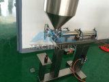 Maquinaria de empacotamento automática do alimento da pipoca da alta qualidade Ss304 (ACE-BZJ-S5)