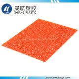 Feuille gravée en relief par polycarbonate de diamant de qualité avec à haute impression