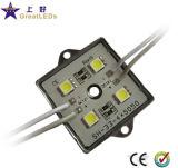Светодиодный модуль /светодиодный модуль для поверхностного монтажа (GFT3535-4X 5050)