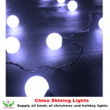 Giardino all'ingrosso Decoration di Novelty 5cm LED Ball Lights Christmas Holiday Party