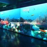 Afficheur LED élevé d'intérieur de vidéo de la définition P2.5