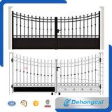 Puerta de hierro forjado de alta resistencia / puerta de hierro de seguridad