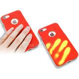iPhone аргументы за телефона цвета изменения обесцвечивания жары 7 7plus