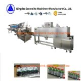Swsf 590 Medicine Bottles Automatic Heat Shrink Wrapping Machine