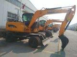 Землечерпалка Xn80-9 колеса для сбывания в Китае в Азии в Бразилии Германии Франции Испании Дании