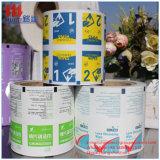 Certificado ISO / QS Aluminio papel de aluminio Alcohol Prep Pad Packaging Foil