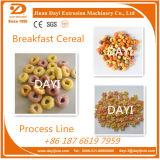 Завтрак штрангя-прессовани еды хлопий для завтрака делая линию