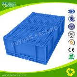 Caixa plástica da modificação/logística da alta qualidade