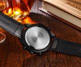 6825black Multi-Function reloj de pulsera para hombres