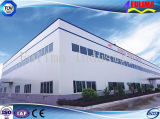 Горячее окунутое гальванизированное Pre-Проектированное здание металла/здание стальной структуры (FLM-004)