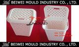 Индивидуального стиля ротанга пластиковые кухонные корзина для хранения пресс-формы