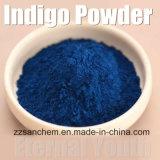 Texile 94%Min 인디고 불루, 큰 통 좋은 품질에 있는 파란 데님 염료 산업