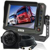 トラックバス安全視野のための背面図のカメラシステム