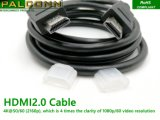 高品質HDMI2.0ケーブル