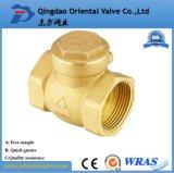 2-дюймовый прочный Professional конкурентоспособной цене Шаровая латунный обратный клапан пружины