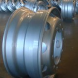 Tractor / Trailer / Heavy Duty Truck Parts, Lightweight Steel Wheel Rims
