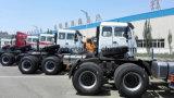 Beiben 6X4 10 camions de la remorque de roue du tracteur