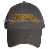 重い洗浄されたCamoflageのチノのあや織りのスポーツの野球帽(TMB1268)