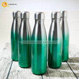 Personalizar Drinkware cola botella acero inoxidable de doble pared