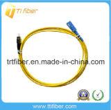 Шнур заплаты 1m волокна SC/PC-SC/PC симплексный